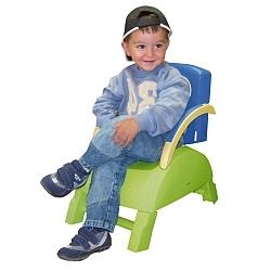 Krzesełko do karmienia z plastikowym śliniakiem BABYTOP Thermobaby
